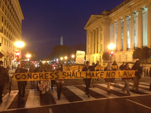 Occupy DC - 2012 - Human Rights Protest Against #NDAA 11 | by democapitol