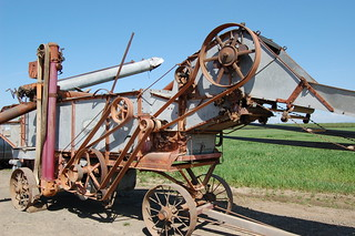 Steam Thresher | by Team Tanenbaum