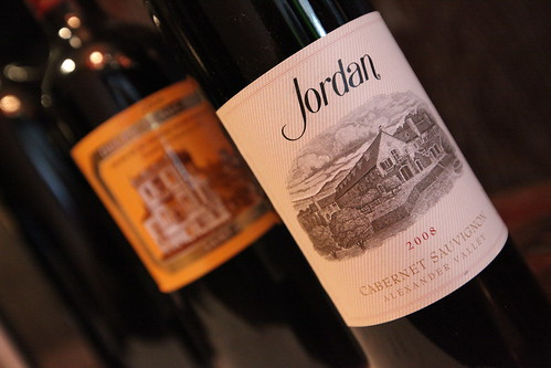 Jordan Cabernet Retrospective Tasting & Luncheon at Joule Hotel, Dallas | by jordanwinery.com