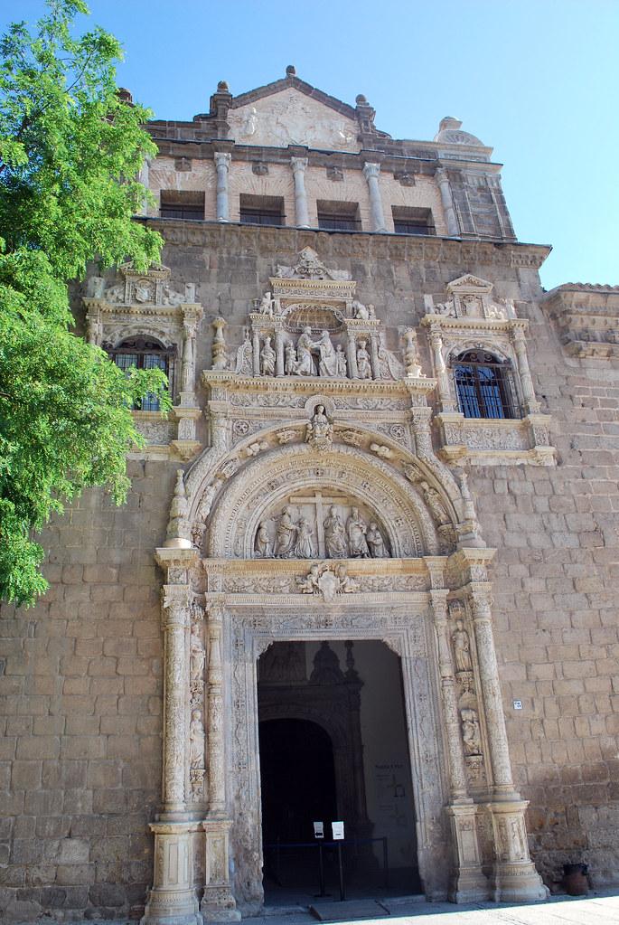 Museo De Santa Cruz.Museo De Santa Cruz Toledo Castilla La Mancha Spain Flickr