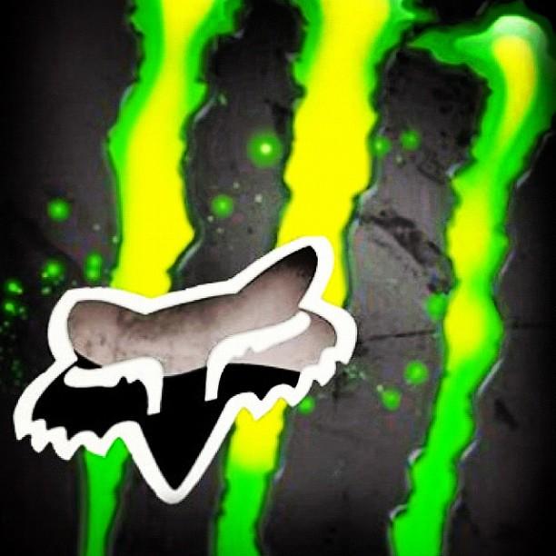 Foxracing Monsterenergy Wallpaper Fox Racer585 Flickr