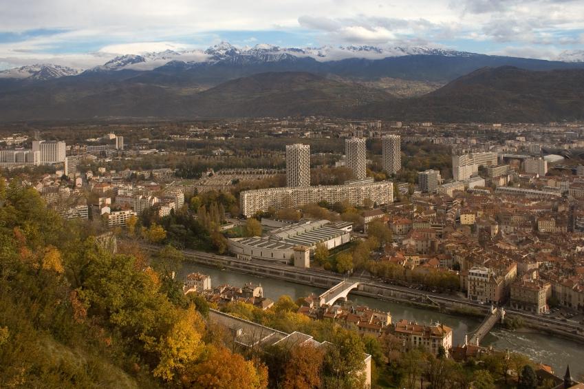 Grenoble l 39 agence d 39 urbanisme f te ses 50 ans for Agence verlhac