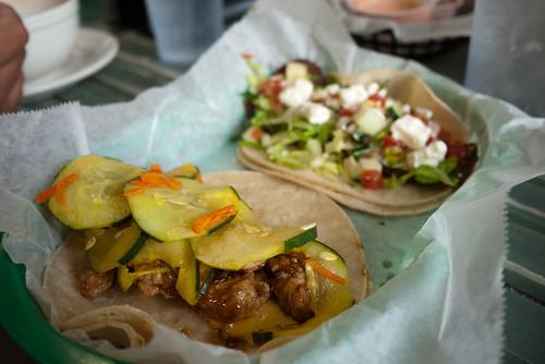 Crispy Shrimp Taco | from the White Duck Taco Shop in Ashevi… | Pen ...