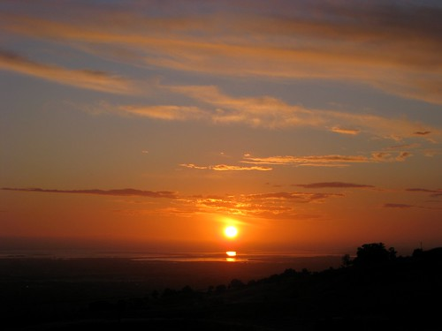 Sunset Overlooking Alviso's Marshlands (5-25-12) Photo #3 | by 54StorminWillyGJ54