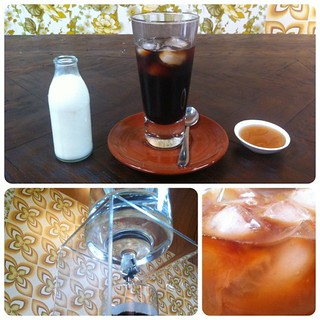 Cold drip coffee | by Jamfaced