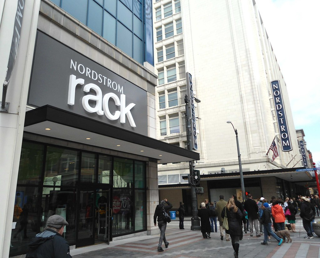 New Nordstrom Rack With Flagship Downtown Seattle Wa By Patricksmercy