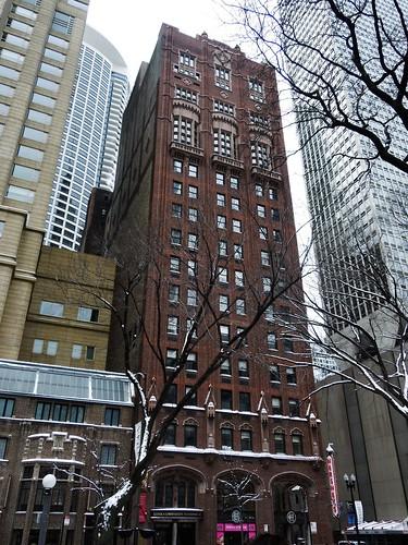 Loyola University Chicago Lewis Towers 820 North Michiga Flickr