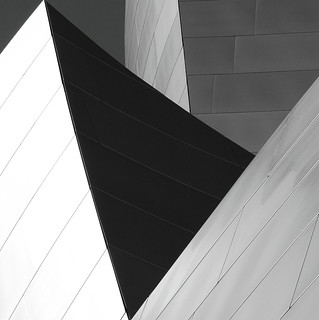 Walt Disney Concert Hall B&W 11 | by USpecks_Photography