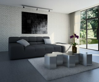 Modern Living Room | by 33Red