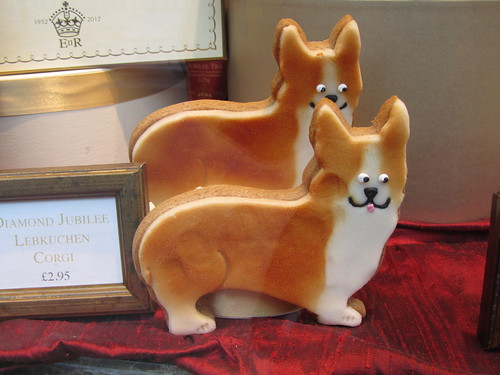 Corgi biscuits at Betty's | by I like