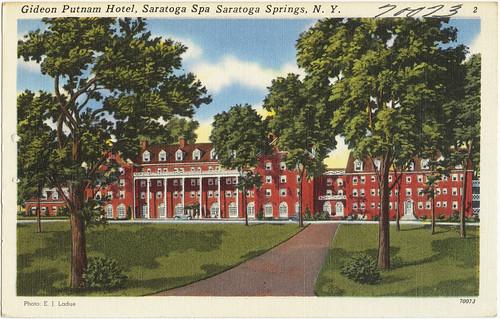 Gideon Putnam Hotel Saratoga Spa State Park