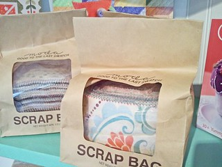 Moda Scrap Bag - A Giveaway | by Cut To Pieces