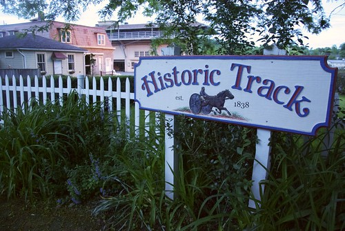 Historic Harness Track Goshen NY | by PilotGirl