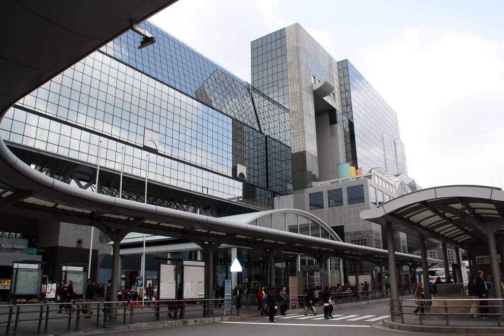 Kyoto - Gare- Station