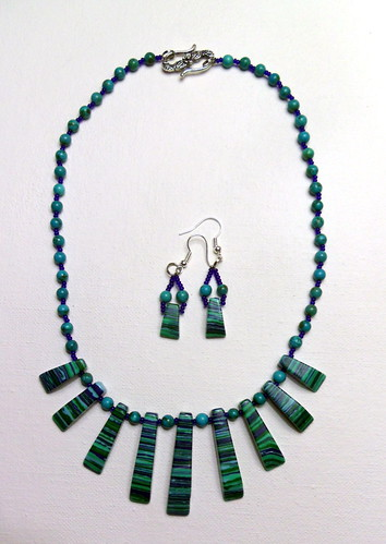 Malachite Azurite Set | by floyfreestyle