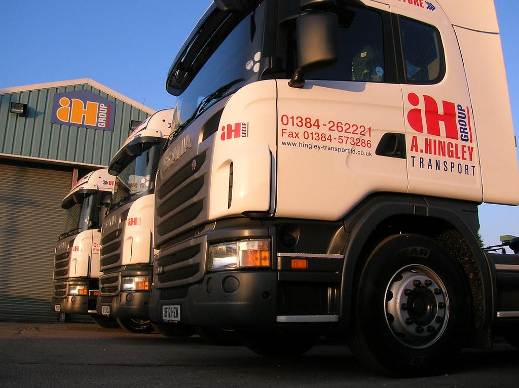 A Hingley (Transport) Ltd