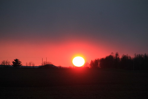 sunset april 27, 2012 | by Louise St Laurent Nicoll