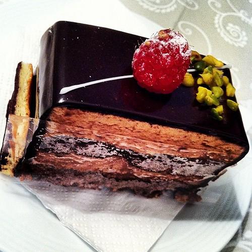 Chocolate Tea Cake Cookie Recipe