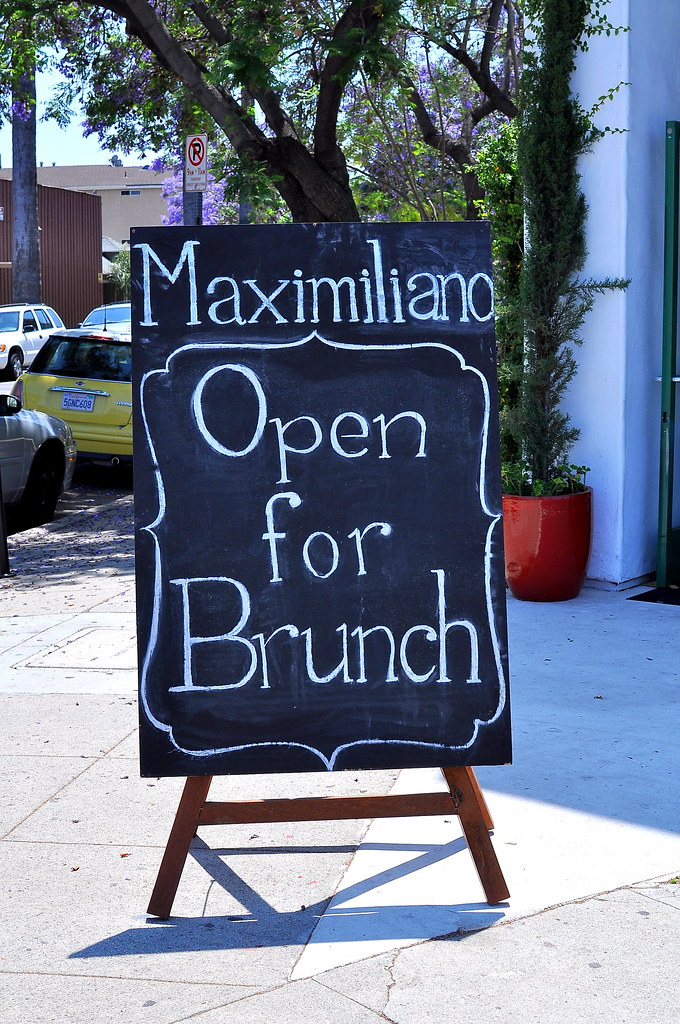 Maximiliano - Los Angeles (Highland Park)