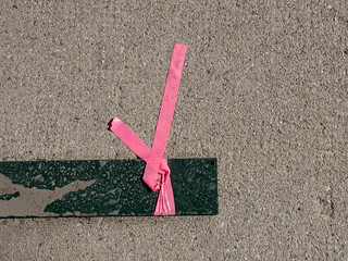 Pink Ribbon - 3 | by Drew Makepeace