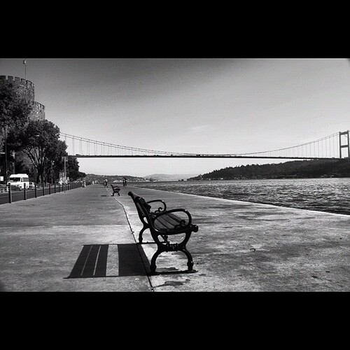 On the waterfront #istanbul #turkey #instagram #cool_photos #iphonesia #igdaily | by Unspun2006