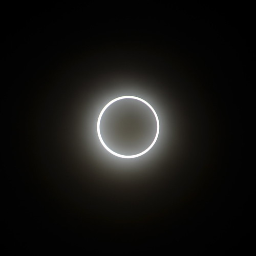 Annular Solar Eclipse on May 21st, 2012 | by nahcco