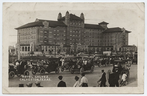 Hotel Galvez, Galveston, Texas | by SMU Central University Libraries
