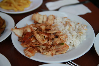 Chicken Kebab with Rice | by Mochachocolata-Rita