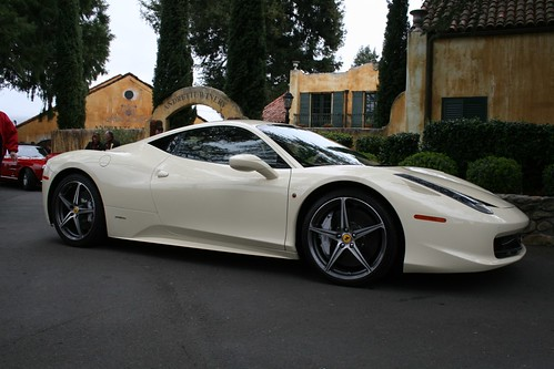 Cream 458 Italia | by drbeasleys.com
