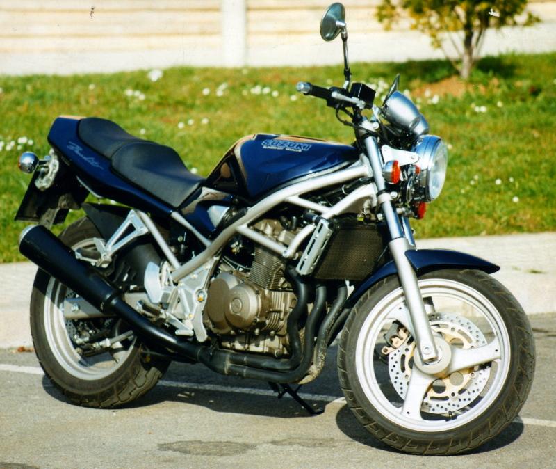 año 1991. Mi primera moto. 7323195820_36087ee538_o