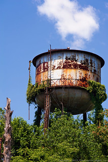 Old Water Tower in Alamance #6 | by Chris Laforêt