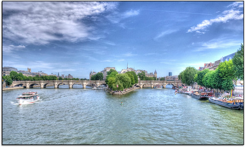 On The River Seine | by scrapping61