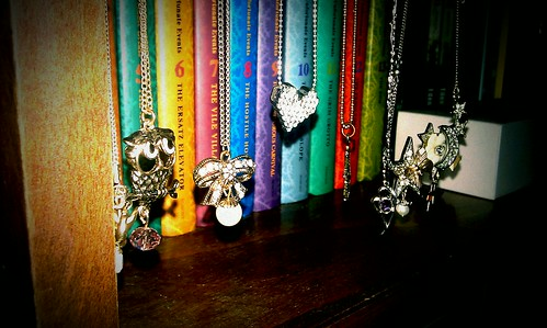 Necklaces | by mazz louise