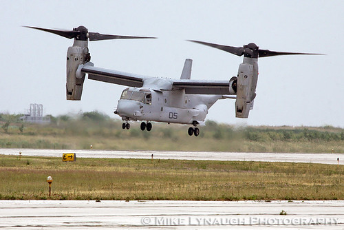 MV-22 Osprey - Marine Week 2012 - Cleveland, OH | by mikelynaugh