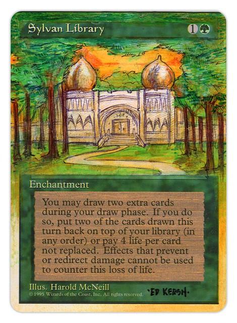sylvan-library