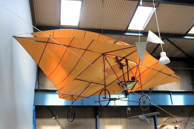 Ellehammer 1906 Monoplane