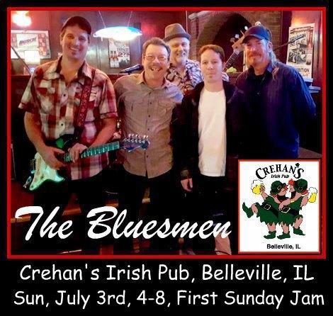 The Bluesmen 7-3-16