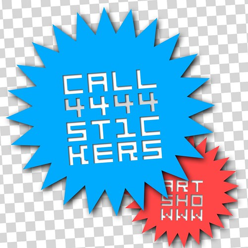 CALL FOR STICKERS | by (Petter Viasselfebb)