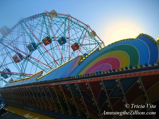 Bumper Cars and Wonder Wheel | by me-myself-i