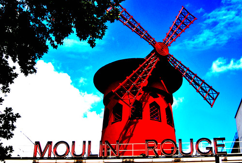 moulin rouge | by Riccardo Nobile Photos ©