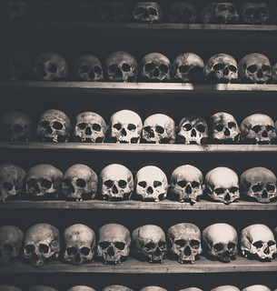 Dead monks skulls | by Aris Vrakas
