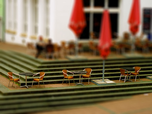 plaza tiltshift | by tsearcher2011