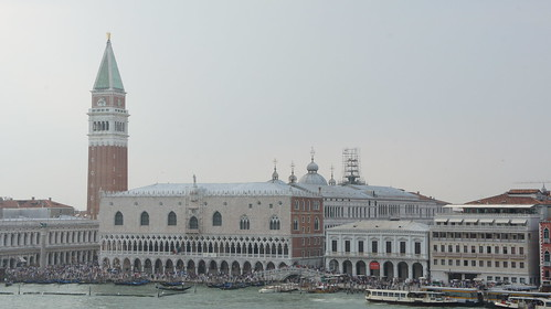 Views of Venice from a Departing Cruise Ship | by brownpau