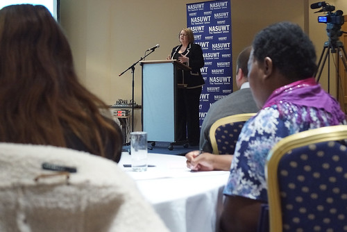 Disabled Teachers' Consultation Conference | by nasuwt_union