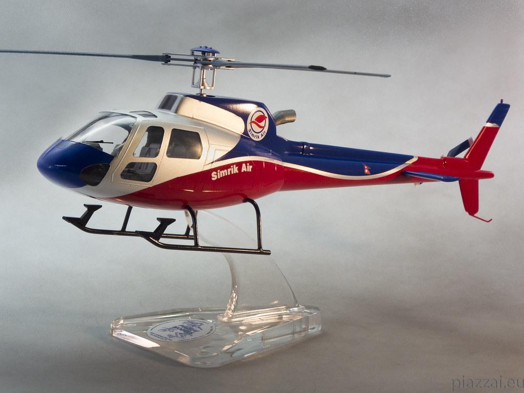 Elicottero 350 : 1 as350 simrik air scale 1 32 laérospatiale as 350 Écu2026 flickr