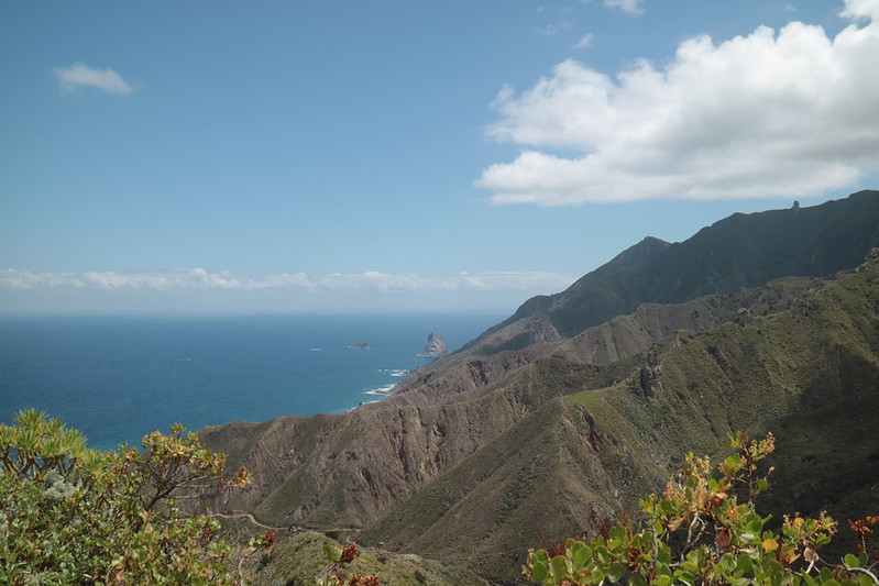 Tenerife - Valle de Anaga