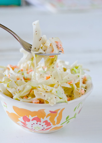 Memphis Style Coleslaw 2 | by Seeded at the Table