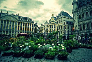 Grand Place. | by Xabier Alonso