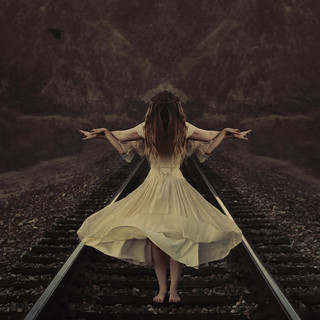 the guiding spirit | by brookeshaden