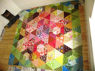 Patchwork Prism Layout | by *teacupfaery*